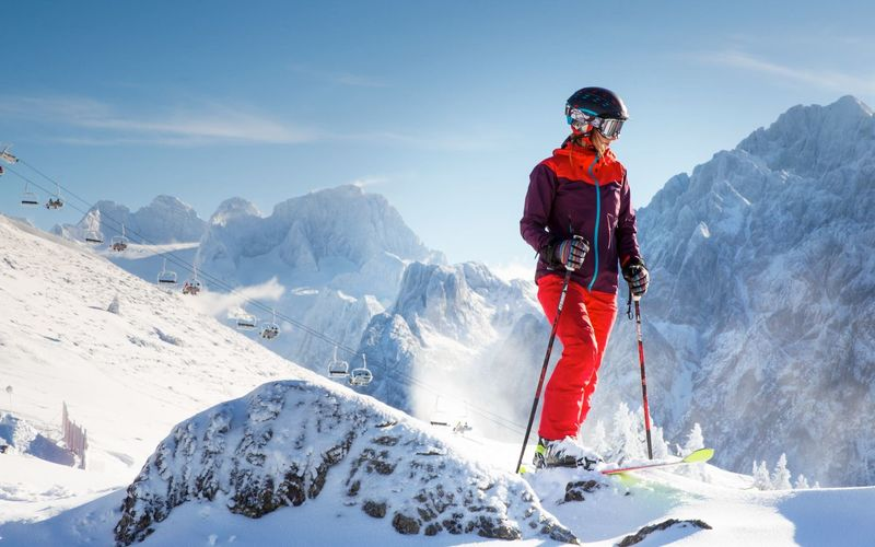 Skiresort Dachstein West